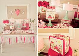 strawberry shortcake party supplies kara s party ideas vintage strawberry shortcake girl birthday party