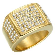 square rings jewelry images Hiphop rings for men fashion square ring men 39 s hip hop rings jpg