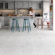 Travertine Tile Effect Laminate Flooring Barbarita Limestone Effect Laminate Flooring Pack Departments Diy