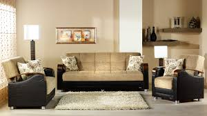 Istikbal Living Room Sets Fulya Brown Convertible Sofa Bed By Istikbal Sunset