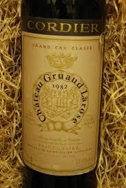 30 years of château gruaud château gruaud larose julien 1982 2ème grand cru classé