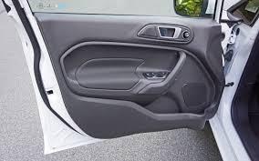 mitsubishi ek wagon 2012 2016 ford fiesta sedan se road test review carcostcanada