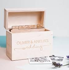wedding keepsake and memory boxes notonthehighstreet com