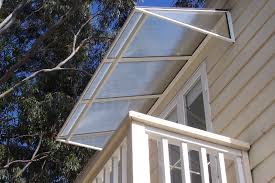Polycarbonate Window Awnings Flat Window Awnings Blind Elegance Outdoor Blinds Northern Beaches