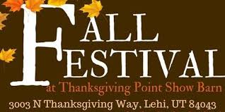 fall festival at thanksgiving point show barn boutiques craft