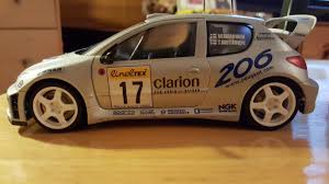 peugeot 206 rally tamiya peugeot 206 wrc complete finescale modeler essential