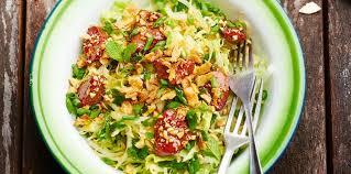 cuisine chou chinois salade de chou chinois facile et pas cher recette sur cuisine