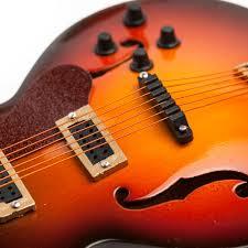 mini guitar instrument ornament model musical instruments