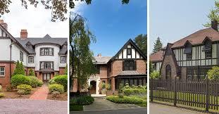 english tudor style homes five tudor homes for sale near boston boston magazine