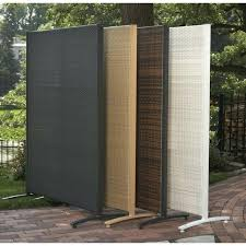 Backyard Screening Ideas Outdoor Partition Wall Popular Of Backyard Privacy Screen Ideas