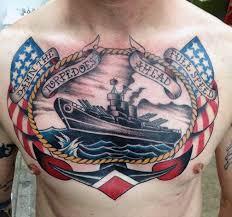 anchor chest tattooimages biz anchor design images