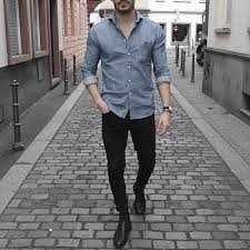 What To Wear With Light Jeans What To Wear With Black Jeans For Men 50 Fashion Style Ideas
