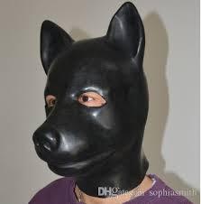 unique masks ls02fetish pig dog cat leopard wolf