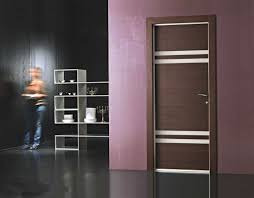 Modern Bathroom Door Modern Teak Door Design For Bathroom And Bedroom Homescorner