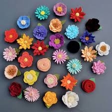 felt flowers 3854 best felt images on fabric flowers felt flowers