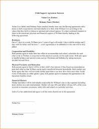 10 sample declaration letter for child custody timesheet