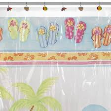 Beachy Bathroom Accessories by Flip Flop Beach Bathroom Decor Ideas Flip Flop Bathroom Decor