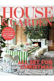 Home And Design Uk The December Issue Inside House U0026 Garden Magazine 2016