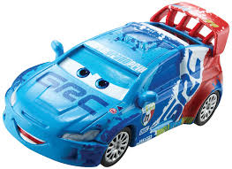 car toy blue amazon com disney pixar cars raoul caroule vehicle toys u0026 games