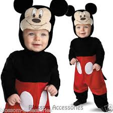 ck403 mickey mouse disney baby infant boys fancy dress up