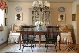 martha stewart dining room love these big chairs in the dining room and checkout the cherry