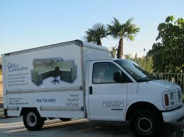 light duty box trucks for sale purchase used 2002 gmc savana 3500 light duty small 10 12 ft box