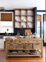 Kitchen Island Bar Height Kitchen Island 3154833982 1378761020 Movable Portable Build