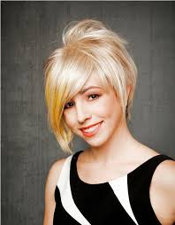 midway to short haircut styles 7 best short party ahristyles for fat face images on pinterest