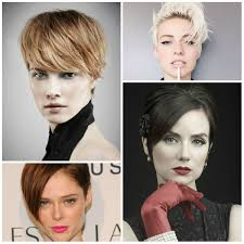 2017 cool pixie haircuts for oval faces hairstyles 2017 new