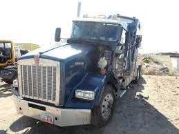 kenworth truck cab 2007 kenworth t800 salvaged truck cab for sale hudson co