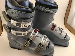 new lange concept nova women ski boots size 23 0 what u0027s it worth