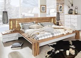 schlafzimmer davos schlafzimmer komplett davos wildeiche weiß 8333