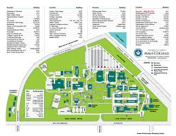 Usa Campus Map by University Of Hawaii Maui College