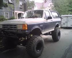 prerunner bronco dash 1987 ford bronco old trucks campers pinterest ford bronco