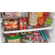 home depot black friday ad placerville frigidaire 20 4 cu ft top freezer refrigerator in black