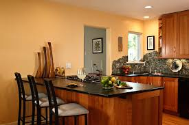 kitchen design ideas eclectic kitchen tables with brown floor and