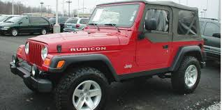 jeep rubicon 2000 2000 jeep wrangler used car pricing financing and trade in value
