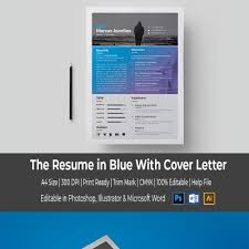 cover sheet resume sample blue with cover letter resume template 67069