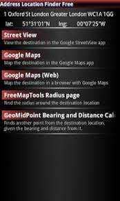 free finder app address location finder free android apps on play