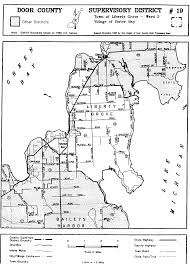 Map Of Door County Wi Citizens For Open Government Maps