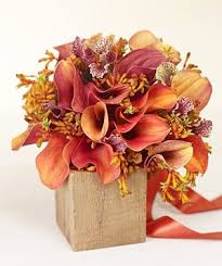Red Wedding Bouquets Orange And Red Wedding Flowers Real Simple