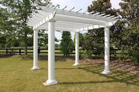 Trellis Structures Pergolas Simple Ideas Pergola Columns Pleasing Column Pergola By Trellis