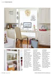 my home office featured in better homes and gardens u2014 becki