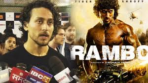 film rambo tribute rambo is a tribute to sylvester stallon says tiger shroff youtube