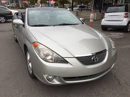convertible toyota camry 2005 toyota solara se convertible 150 000 km limited with