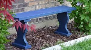 Garden Bench Woodworking Plans Free by Outdoor Garden Bench Her Tool Belt