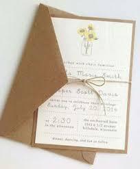 wedding invitations rustic sunflower wedding invitations by onlybyinvite wedding stationery