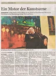 Mainpost Bad Kissingen Presse Lothar Gärtner Bad Kissingen