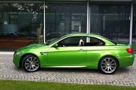 bmw m3 paint codes bmw m3 convertible in java green individual color