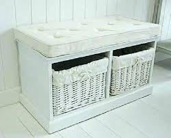 Bathroom Bench Seat Storage Enchanting Bathroom Bench Seat Storage Portraitsofamachine Info